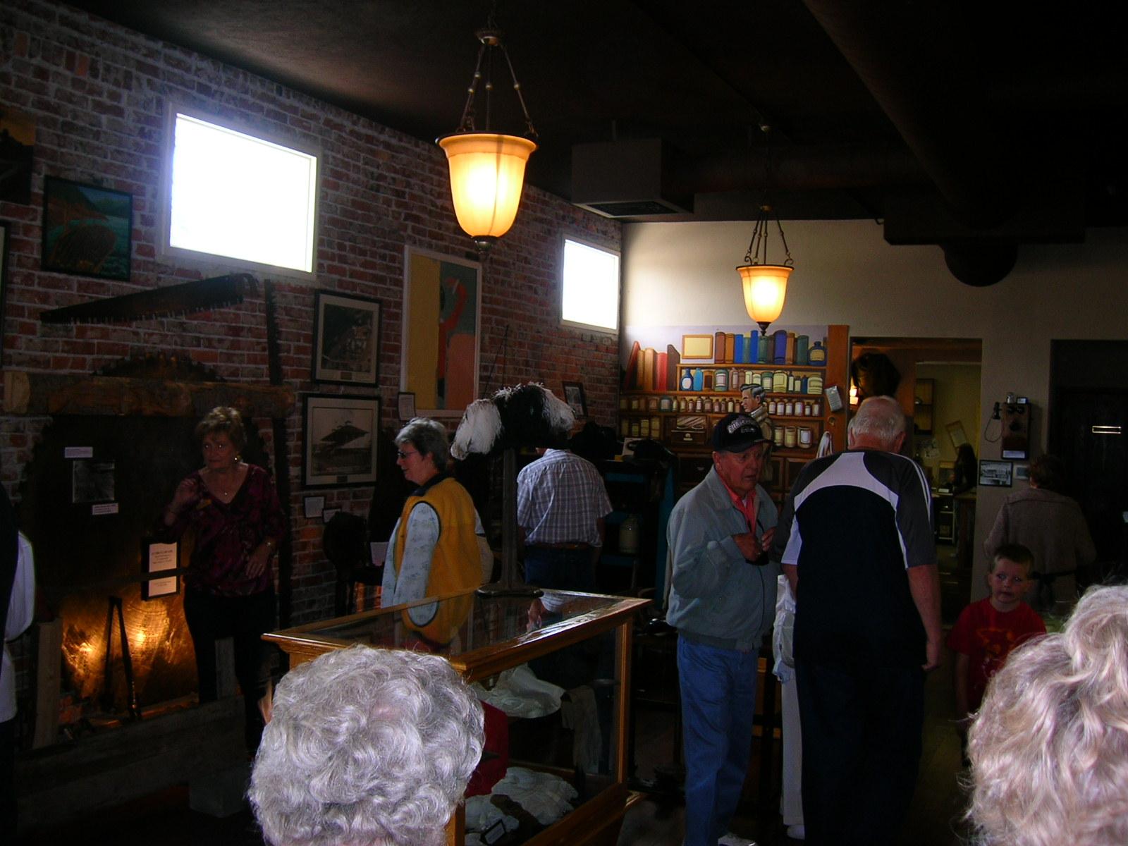 Open House- Main Aisle
