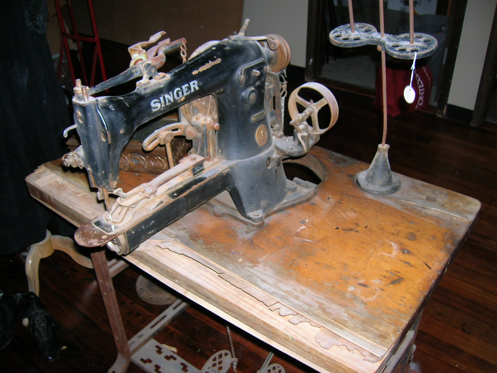 Shoe Sewing Machine